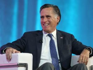 Mitt Romney Addresses Silicon Slopes Summit In Salt Lake City