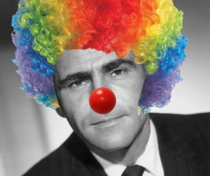 twilight zone clown