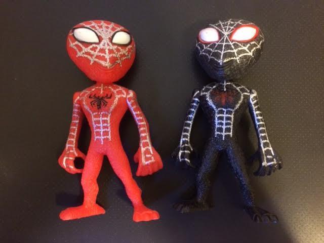 spiderman-alien-bootlegs